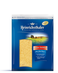Heinrichsthaler_Reibekaese_Emmentaler