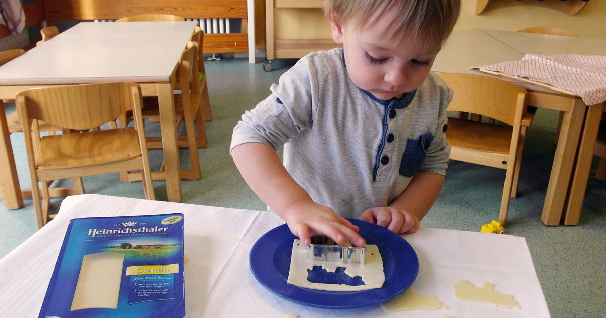 Heinrichsthaler überrascht Integratives Kinderhaus