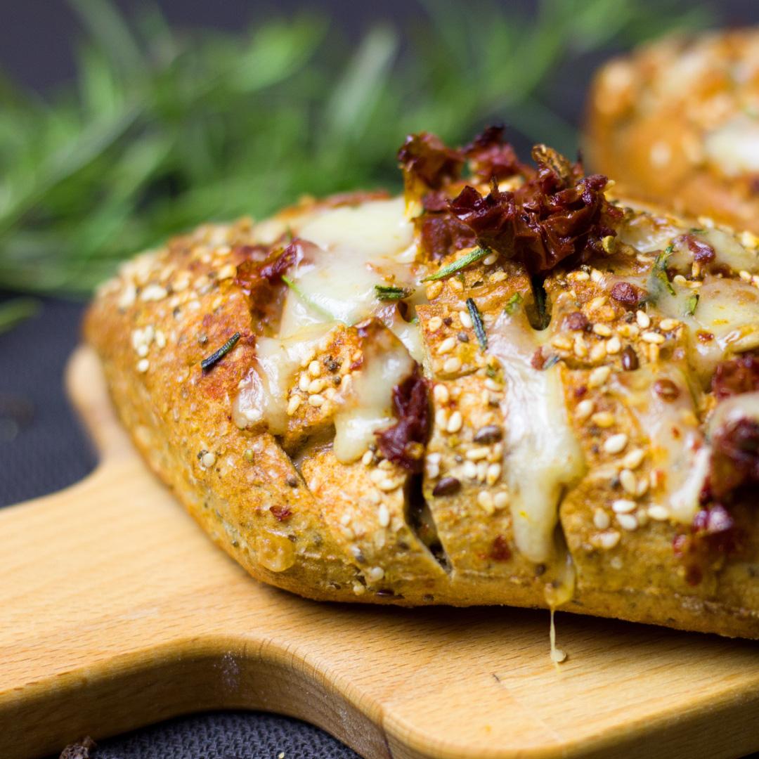 Käse Zupfbrot
