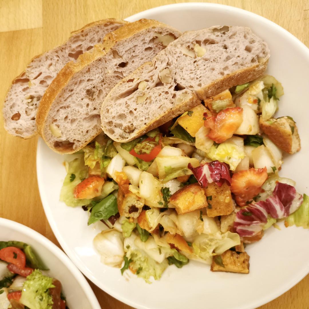 Grill-Taler-Salat