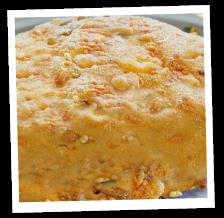 Harlinger Käse-Brötchen