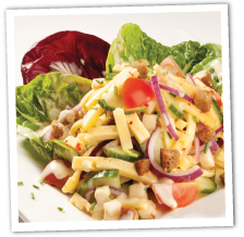 Heinrichsthaler Käse-Salat