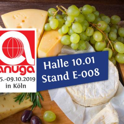 Heinrichsthaler auf der Anuga 2019