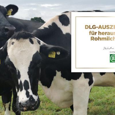 Heinrichsthaler erhält zahlreiche DLG-Auszeichnungen