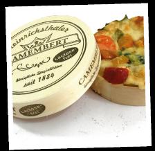 """Camembert-Thaler """"Henri"""""""