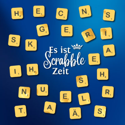 Scrabble, Emojis & Spaß