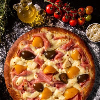 Süße Heinrichsthaler Herbst-Pizza